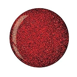 Cuccio Pro Powder Polish Dip System 1.6oz Ruby Red Glitter #5531