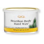GiGi Brazilian Body Hard Wax, 14 oz