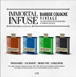 IMMORTAL INFUSE Barber Cologne 5.8 FL.OZ.