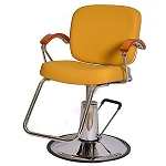 Pibbs 5906 Hydraulic Samantha Styling Chair