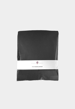 Barber Strong Apron - Black