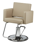 Pibbs 3406 Hydraulic styling chair