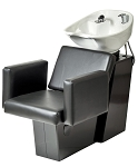 Pibbs Cosmo 5234W  Shampoo Unit Backwash w/ Slide System