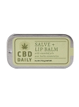 CBD Daily Salve + Lip Balm 0.3 oz.