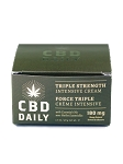 CBD Daily Triple Strength Intensive Cream 8 oz.