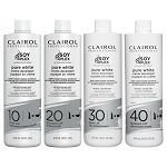 Clairol Pure White Creme Developer 16 oz