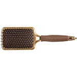 NanoThermic Styler Paddle Brush By Olivia Garden