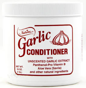 Nutrine Garlic Conditioner [Unscented] (16 oz)